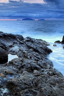 Blue Ocean view