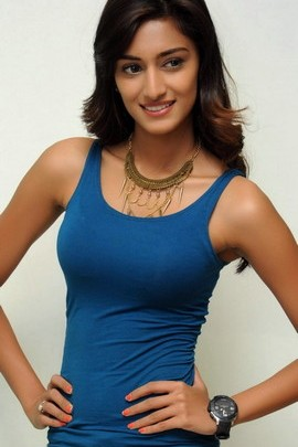 Actress Erica Fernandes