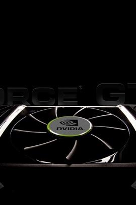 Scheda video Geforce Card Gtx 590 Modello di raffreddamento Nvidia 33656 720x1280