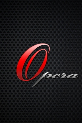 Opera Browser Red Black Gray 30962 720x1280