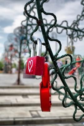 Fond Amour Couple Et Coeur (34)