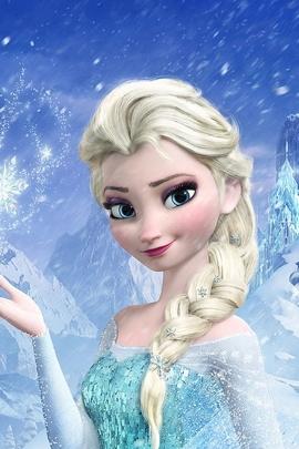 Elsa Gefroren