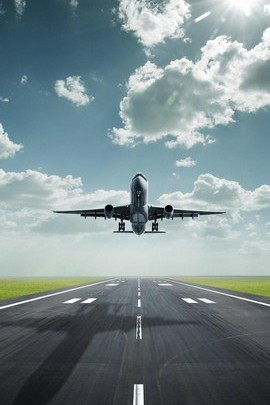 Take Off Plane