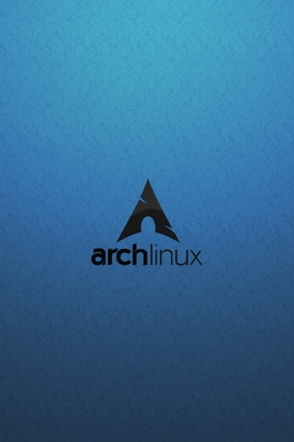Archlinux Os Black Blue 34211 720x1280