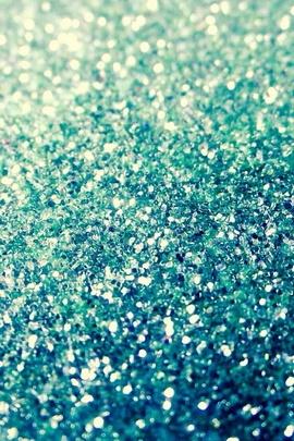 Ocean Blue Sparkles