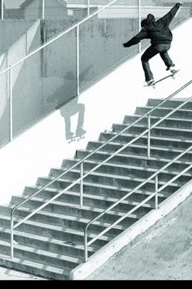 Ryan Smith Jump Skateboard Ladder Steps Trick 8846 300x533