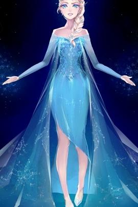 Queen Elsa (3)