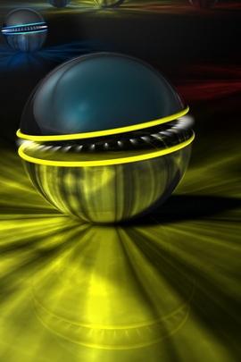 Balls Lights Colorful Shade 60025 720x1280