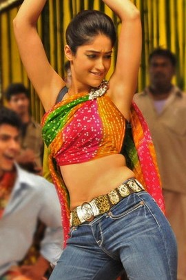 Ileana Navel Shape 2