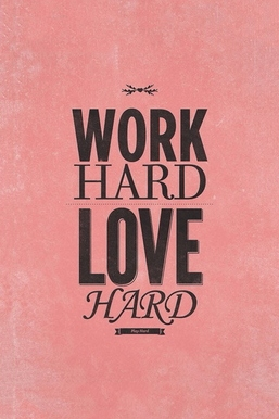 Work Love Hard