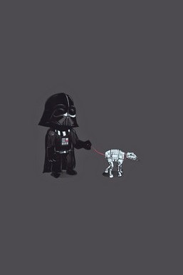 Darth vader Pet