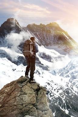 चढ़ो पर्वत शीर्ष