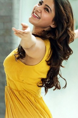 Samantha Ruth Prabhu Cute