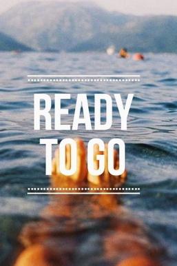 Sẵn sàng để đi
