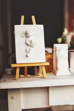 Table Sculptures Angel