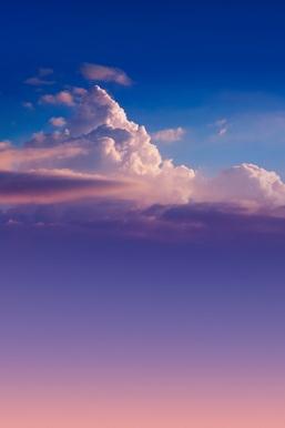 Pure Cloudy Sky