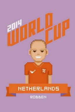 Netherlands Robben