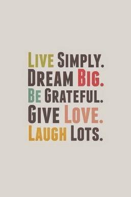 Жить просто