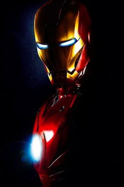Iron Man IPhone 5