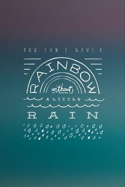 Небольшой дождь