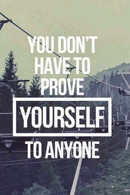 เป็นตัวของตัวเอง