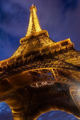 Eiffel Tower IPhone