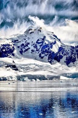 Gletscher, Sehenswürdigkeit