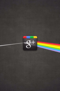 Google+彩虹