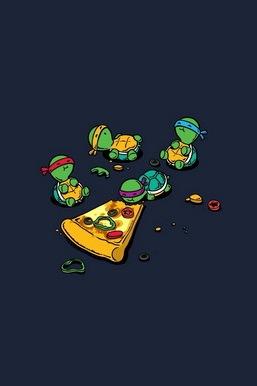 Young Ninja Turtles