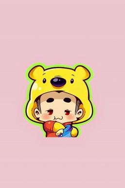 Winnie The Pooh Male