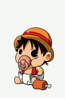 শিশুর Luffy