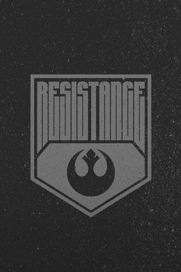 Star Wars The Force Awakens Resistance