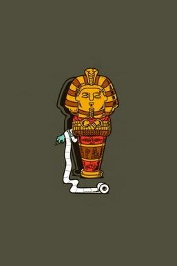 Wrap Mummy