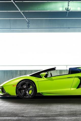 Lamborghini vorsteiner