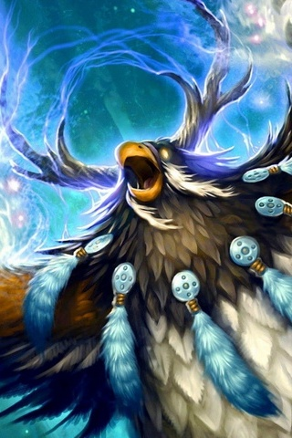 Warcraft Moonkin