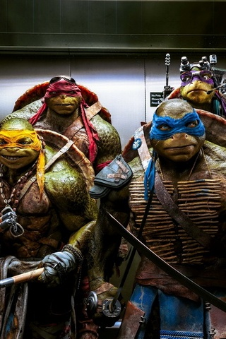Teenage Mutan Ninja Turtles