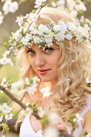 Cô gái mùa thu