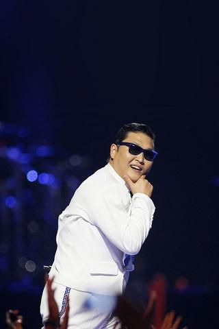 Psy Proud Dance