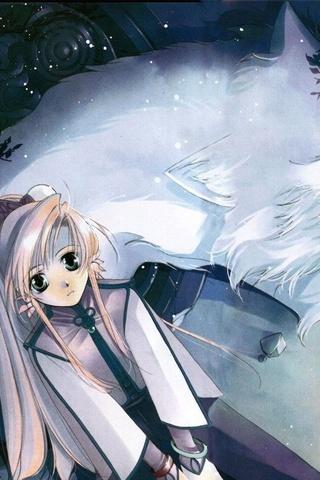 Kiba Wolf Rain