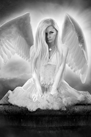 官能的な天使