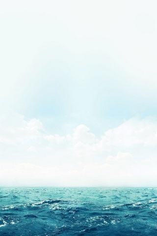 Ocean Green Sky