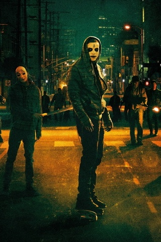The Purge Anarchy Frank
