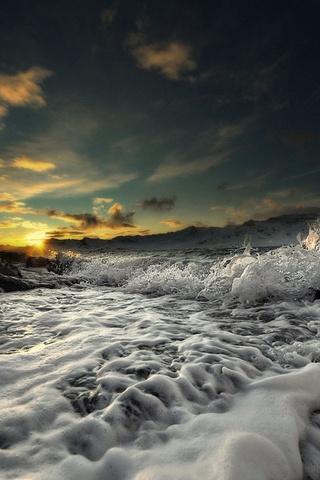 أمواج المحيط