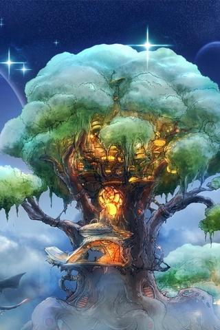 Tree In Heaven
