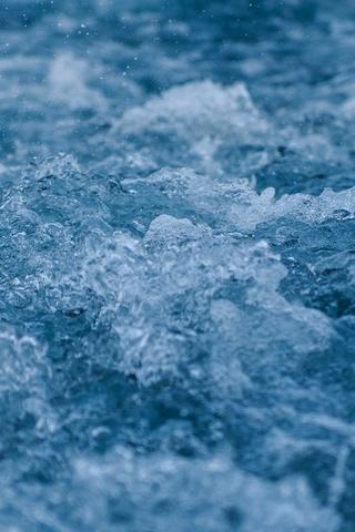 موجة البحر المحيط