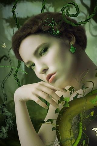 Forest Fairy Princess