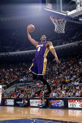 Dunk Of Kobe Bryant