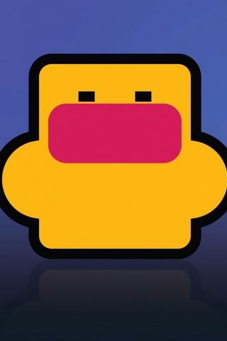 Yellow O