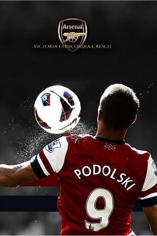 Arsenal Podolski