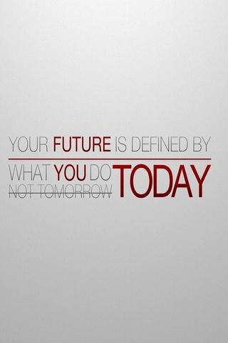 Будущее и сегодня